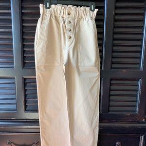Massimo Dutti Pants & Jumpsuits - Massimo Dutti paperboy Khakis